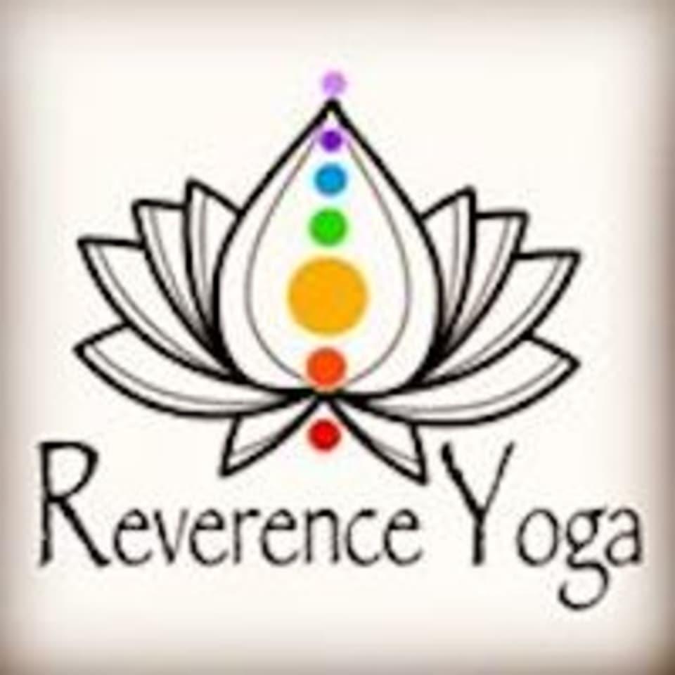 Reverence Yoga logo