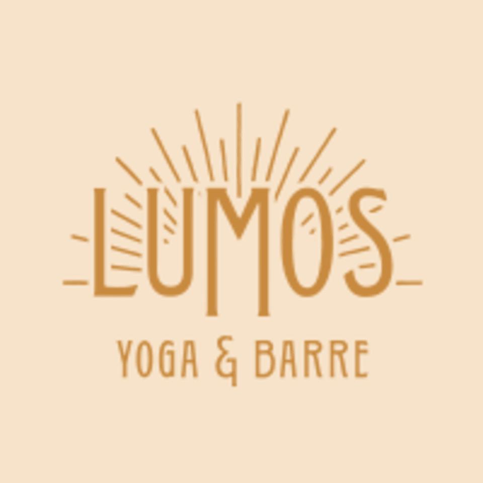 Lumos Yoga and Barre logo