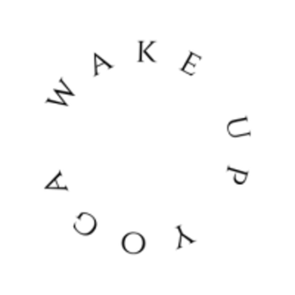Wake Up Yoga logo