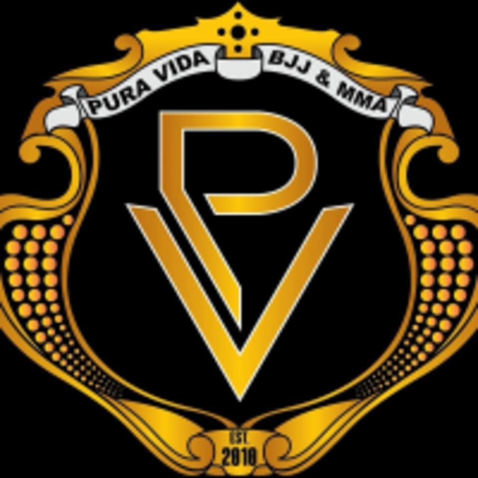 Pura Vida BJJ & MMA logo