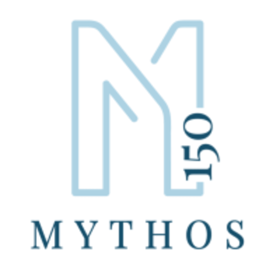 Mythos 150 logo