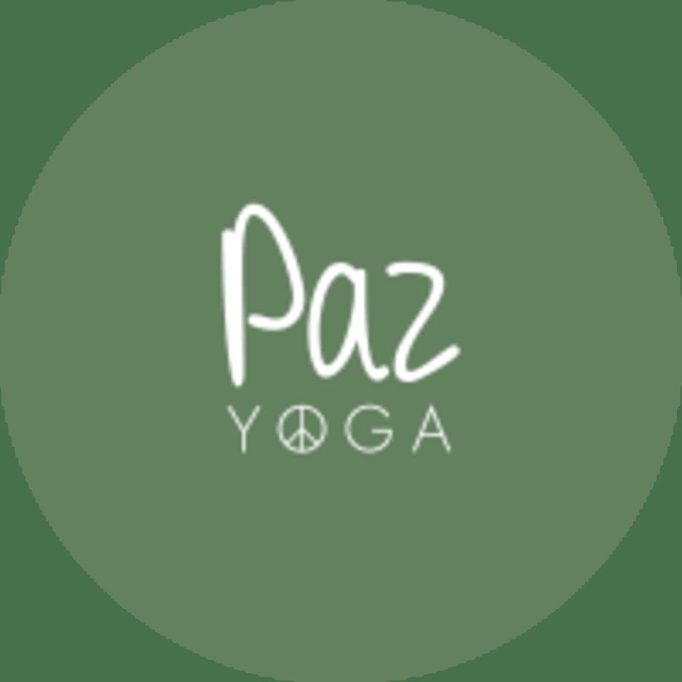 Paz Yoga Center logo