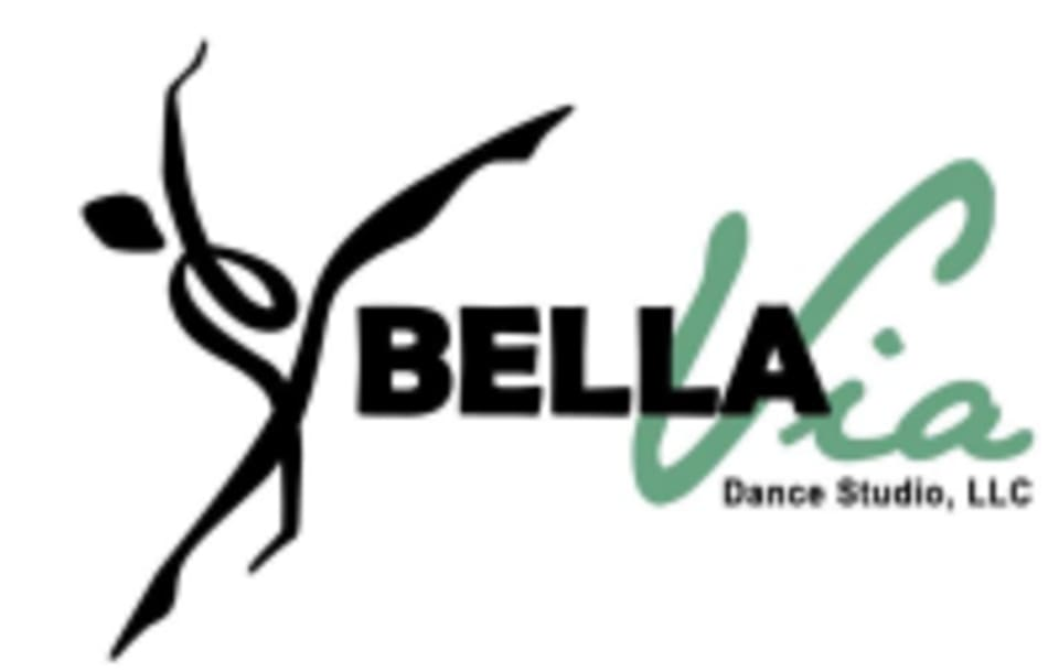 Bella Via Dance Studio logo