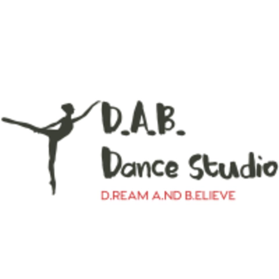 D.A.B. Dance Studio logo
