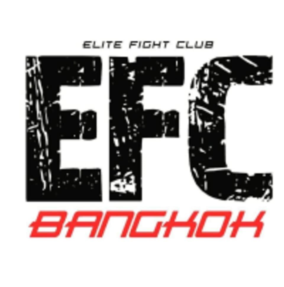 Elite Fight Club logo