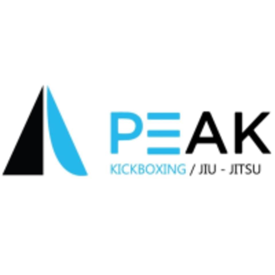 Peak Kickboxing logo