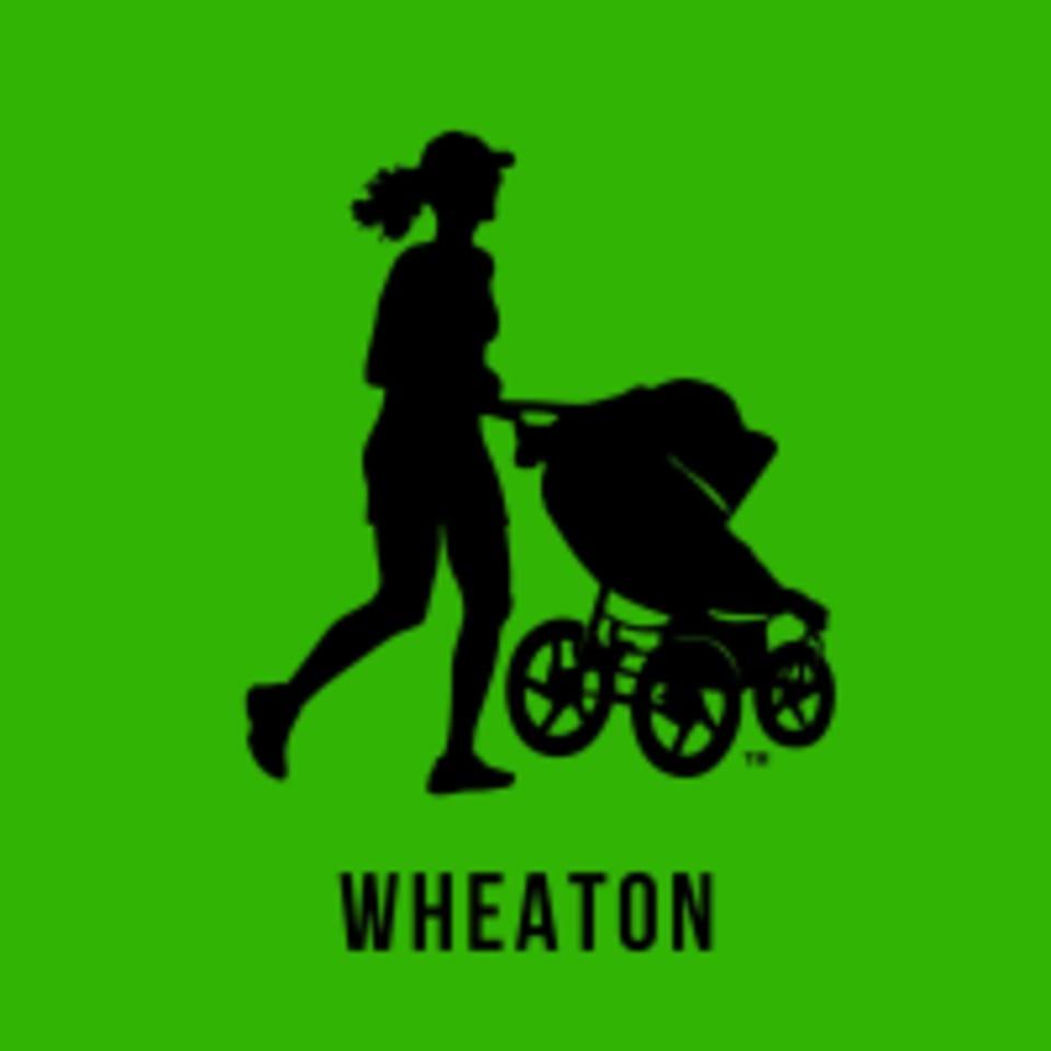 Stroller Strong Moms  logo