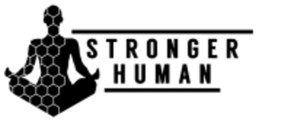 Stronger Human logo