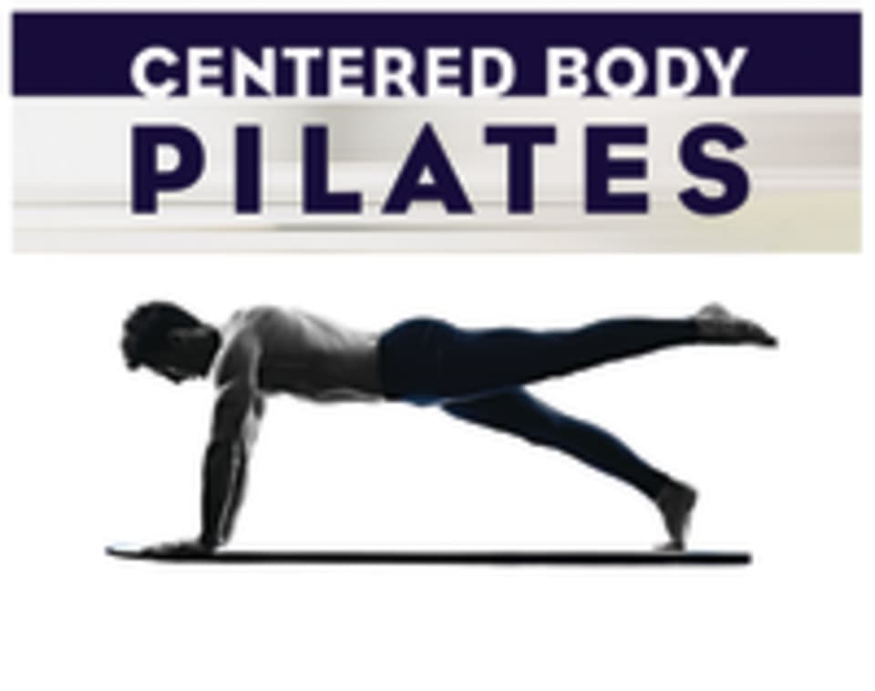 Centered Body Pilates logo