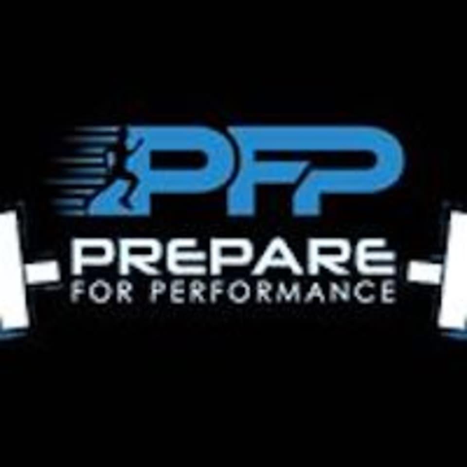 Prepare for Performance logo