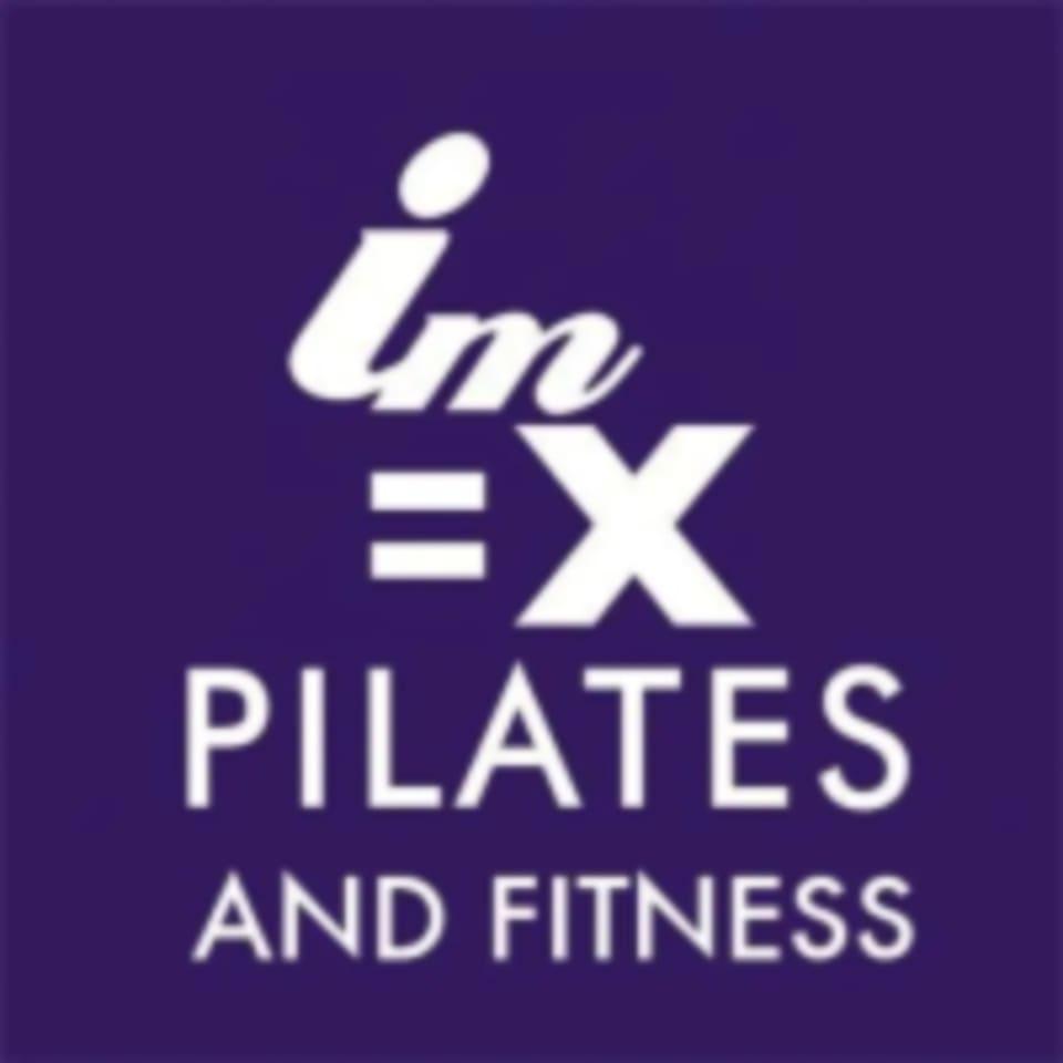 IM=X Pilates logo
