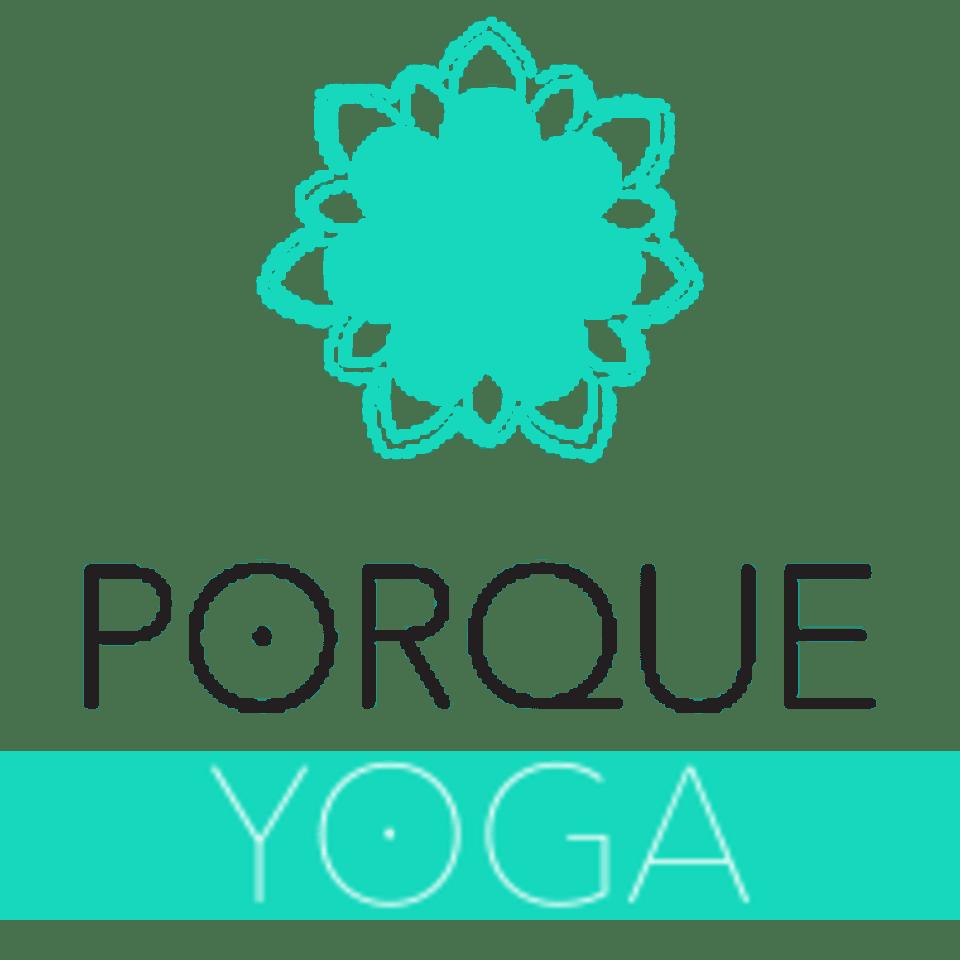 PorQue Yoga  logo