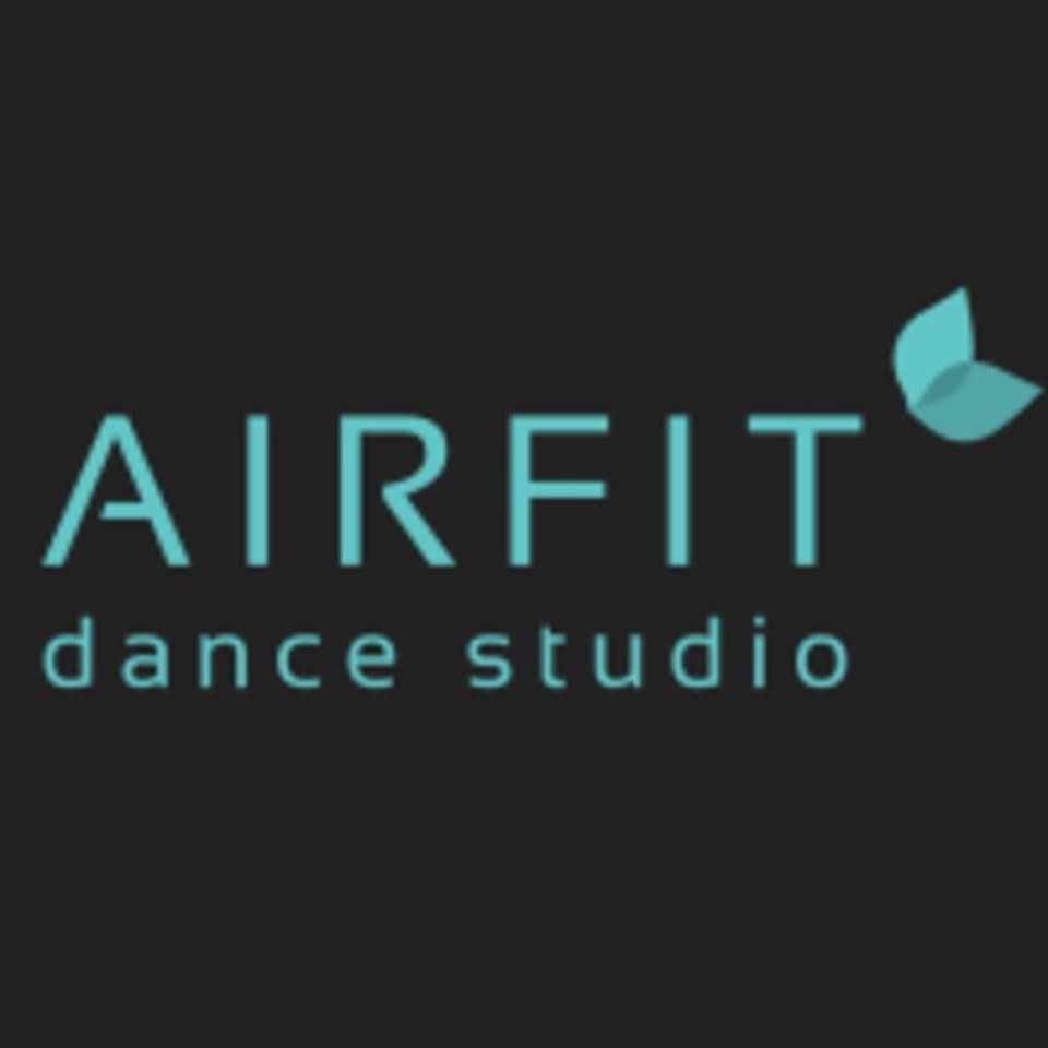 AirFit Dance Studio logo