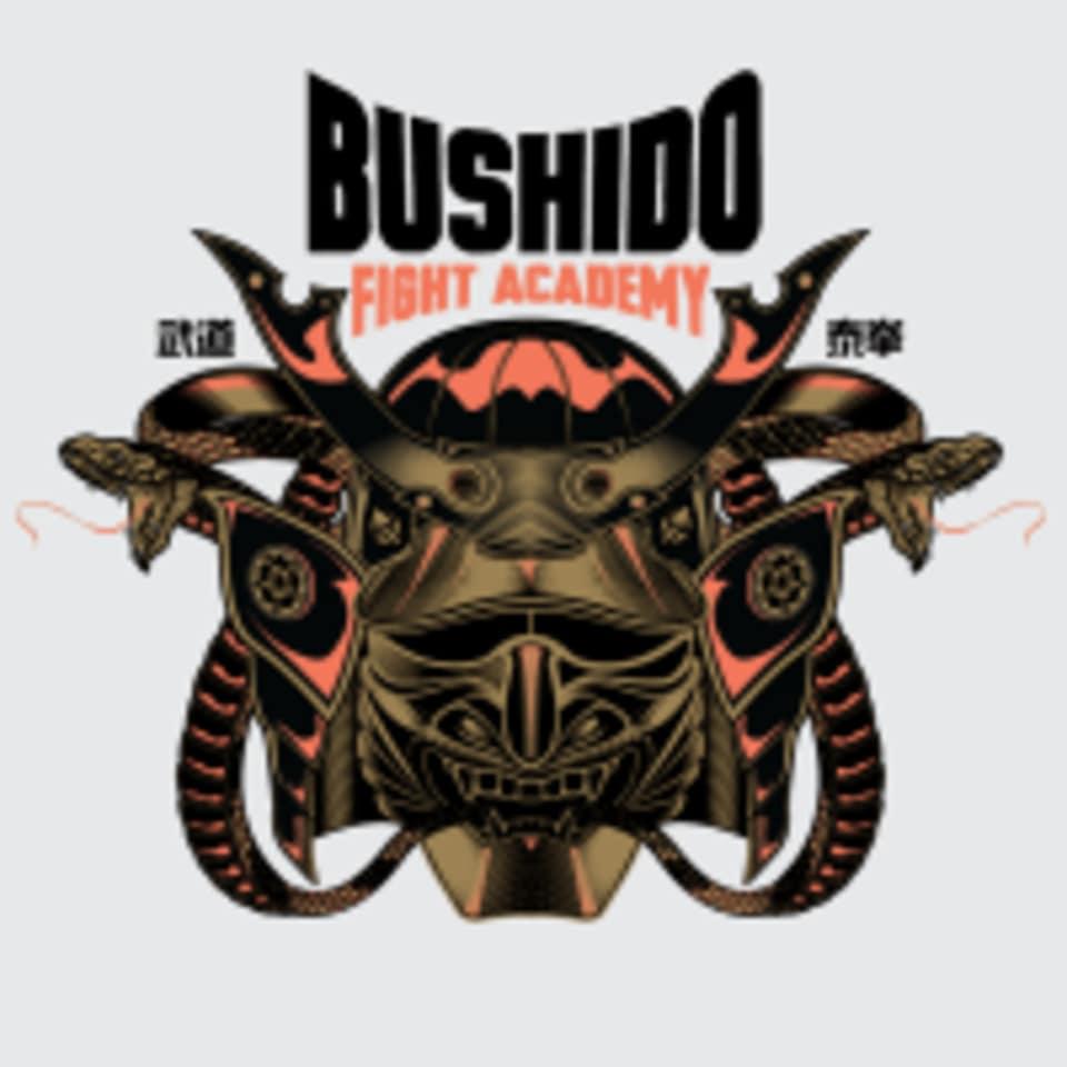 Bushido Fight Academy logo