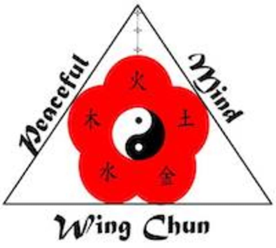 Peaceful Mind Wing Chun logo