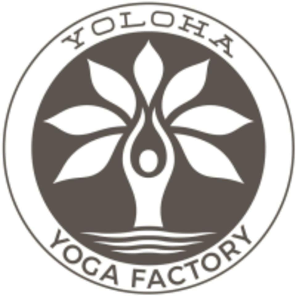 Yoloha Yoga logo