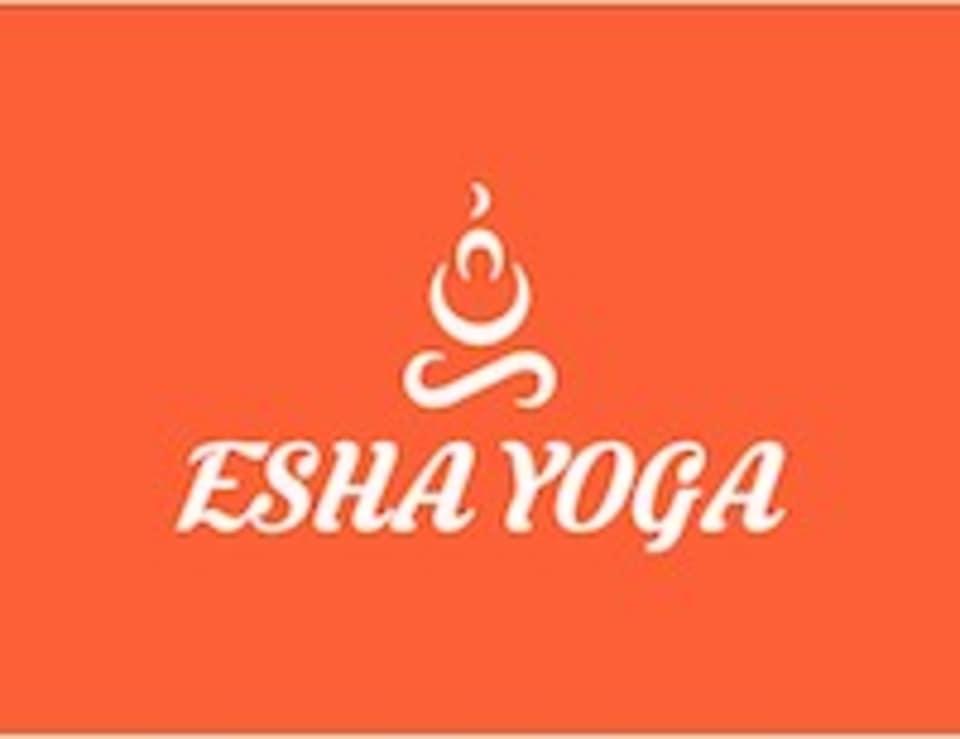 Esha Yoga logo