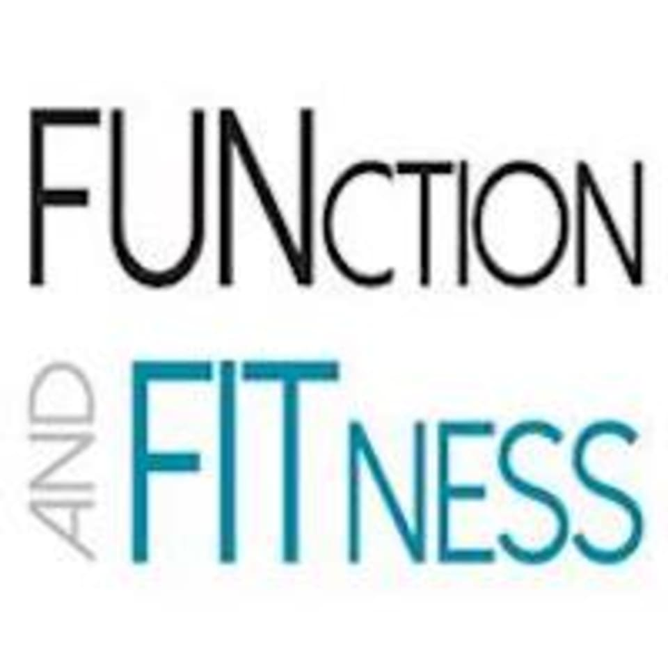 Function and Fitness LA logo