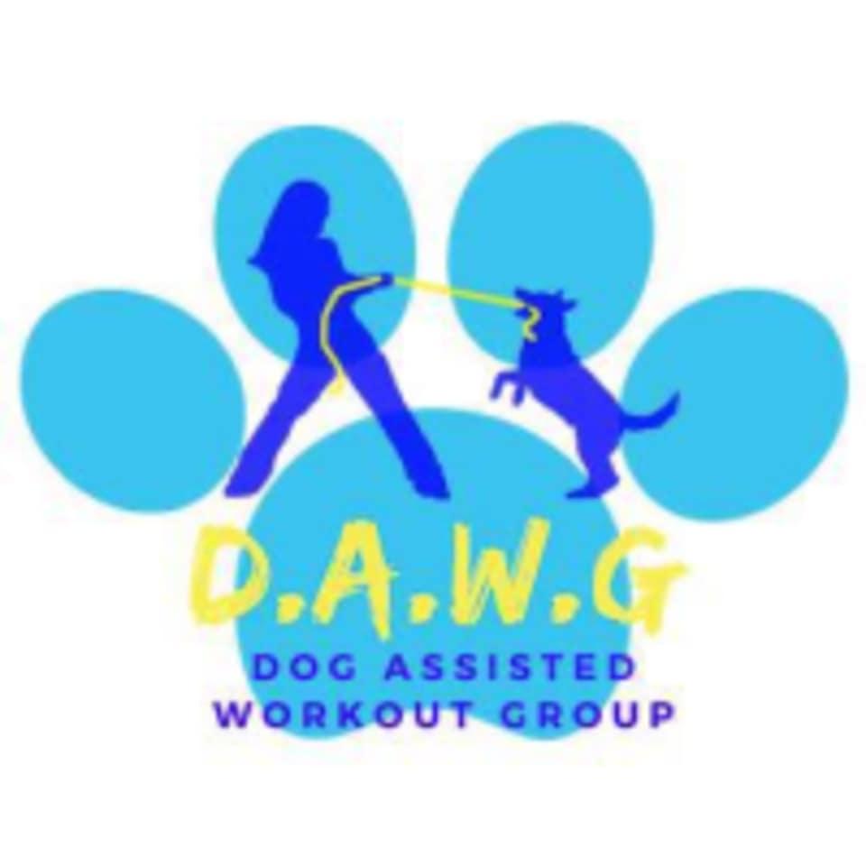 DAWG Fitness  logo
