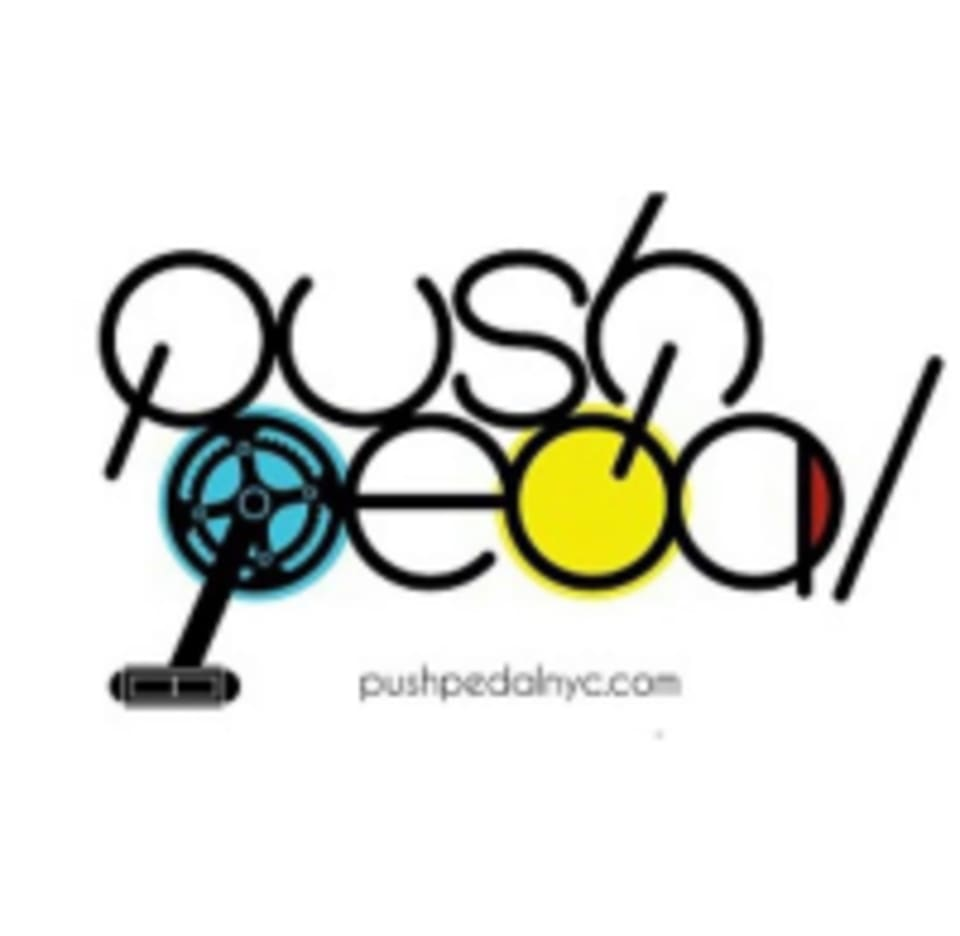 Push Pedal NYC logo