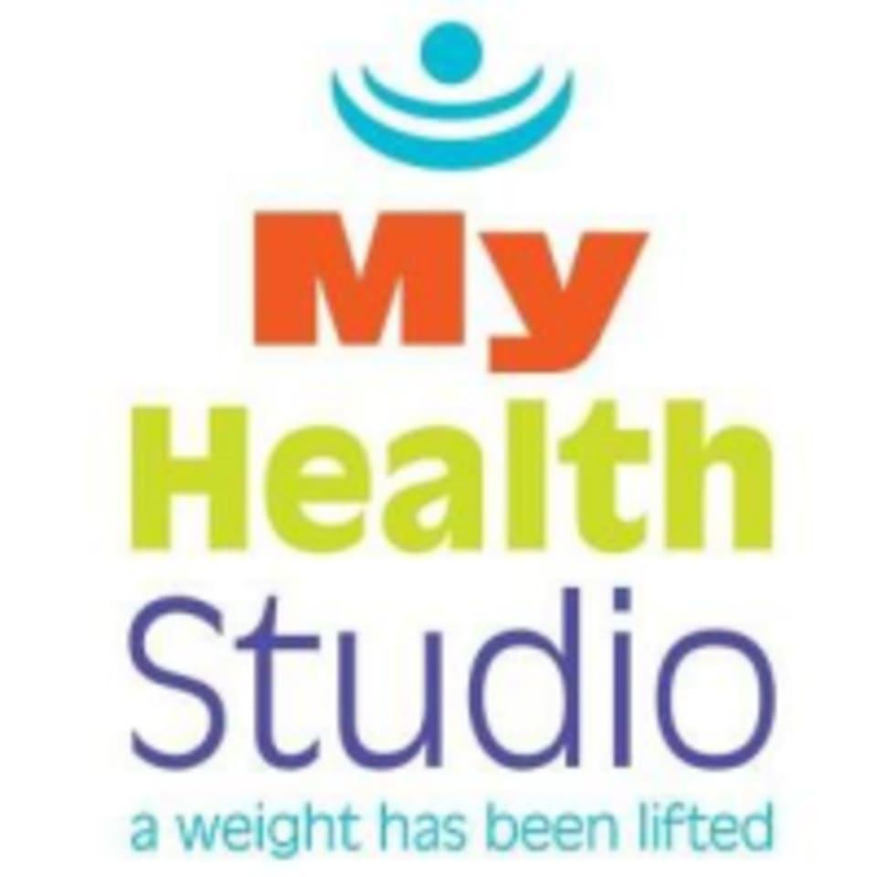 My Health Studio logo