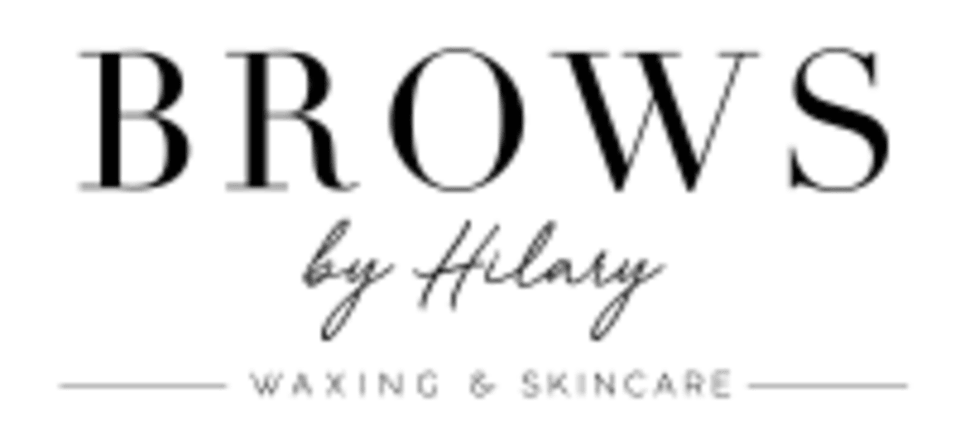 Brows by Hilary logo