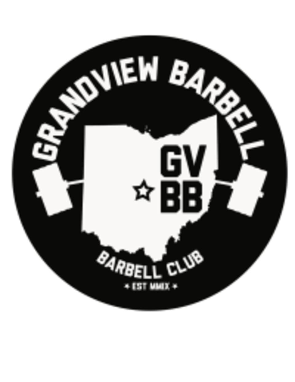 Grandview Barbell logo