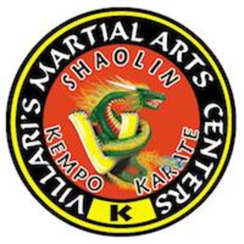 Villari's Martial Arts Center logo