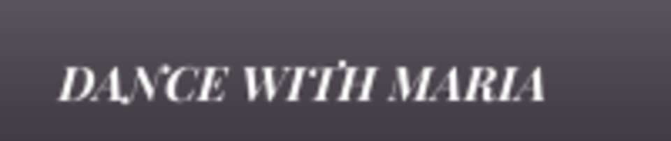 Dance With Maria  logo