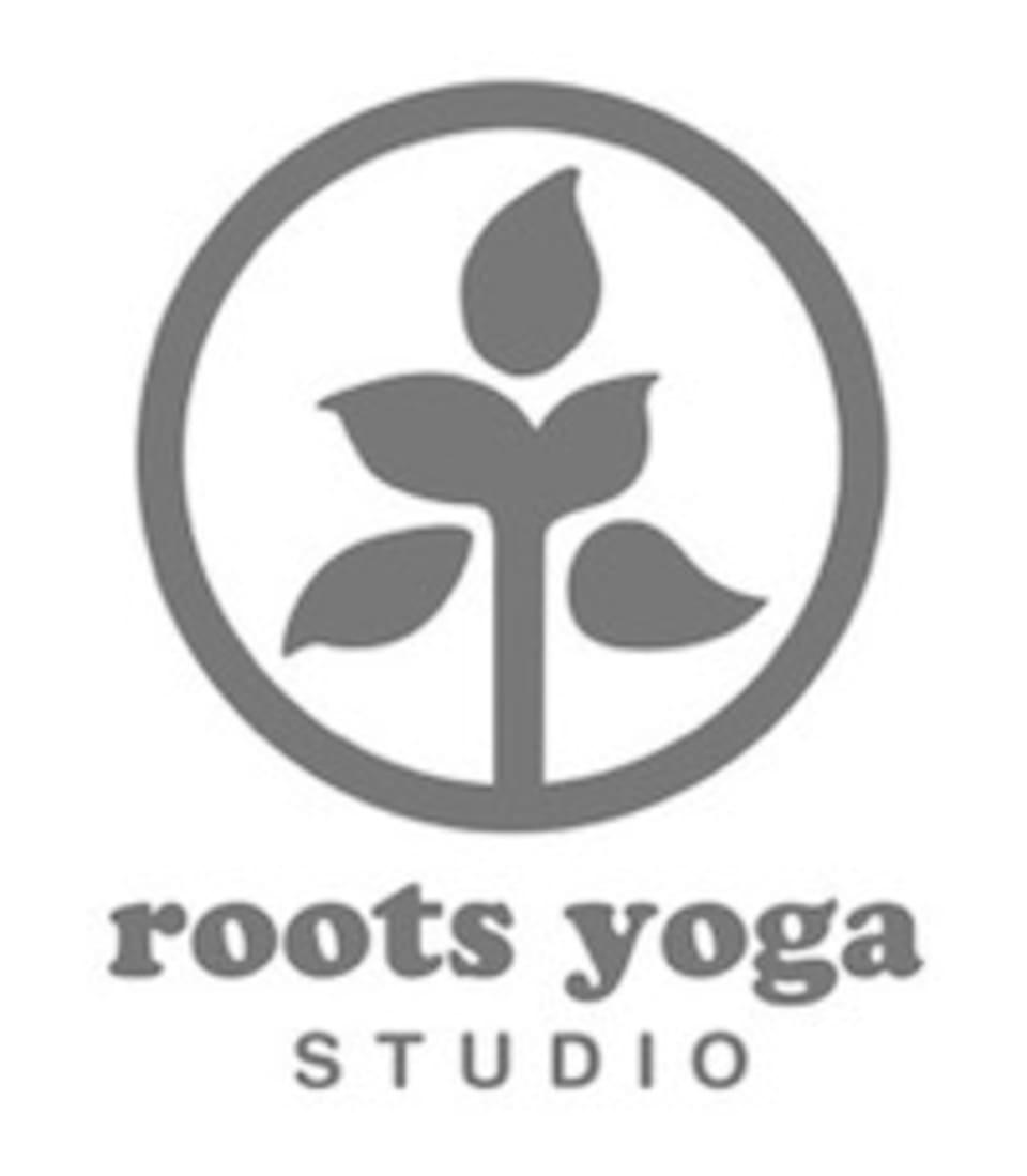 Roots Yoga Studio logo
