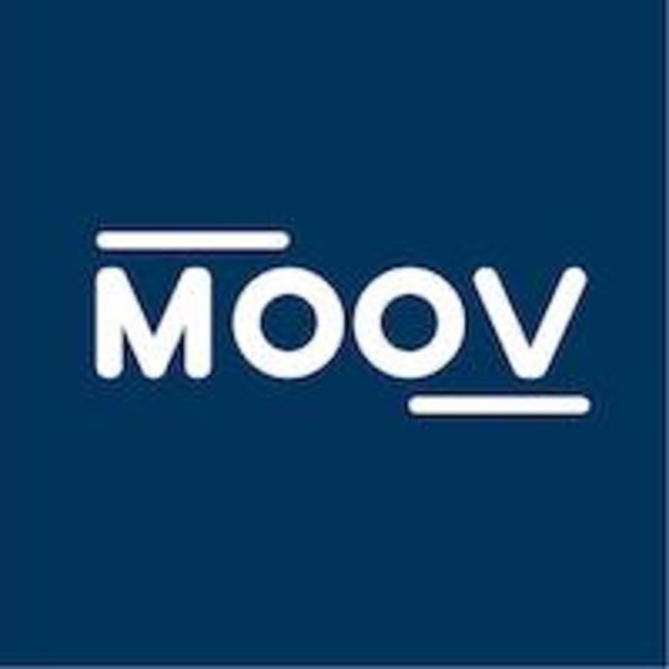 MOOV Functional Training and Yoga Studio logo