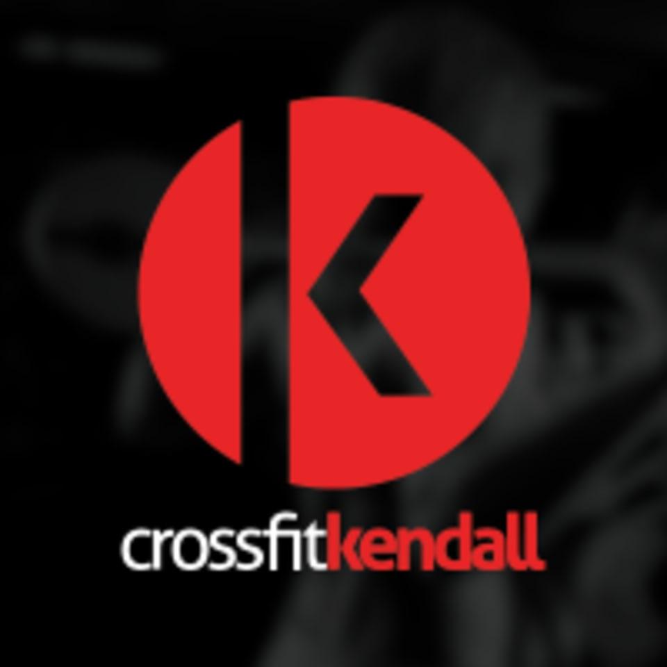 Crossfit Kendall logo