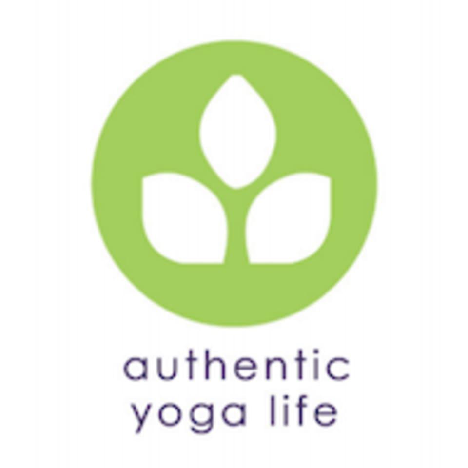 Authentic Yoga Life logo