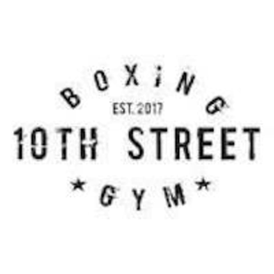 10th Street Boxing Gym logo