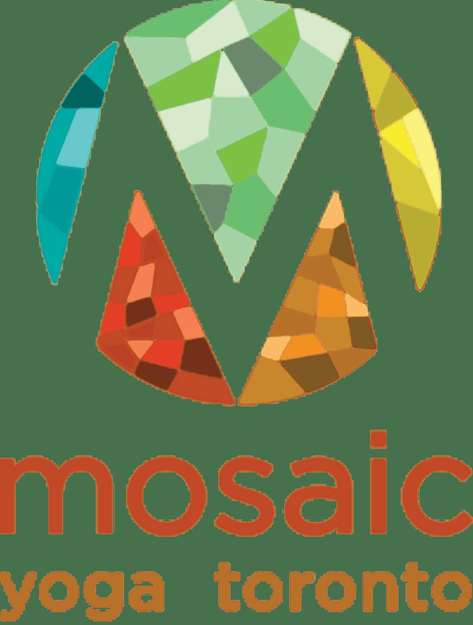 Mosaic Yoga Toronto logo