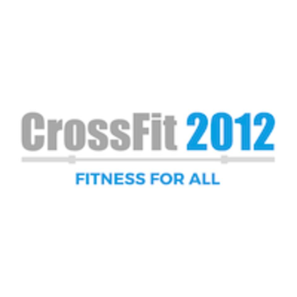 CrossFit 2012 logo