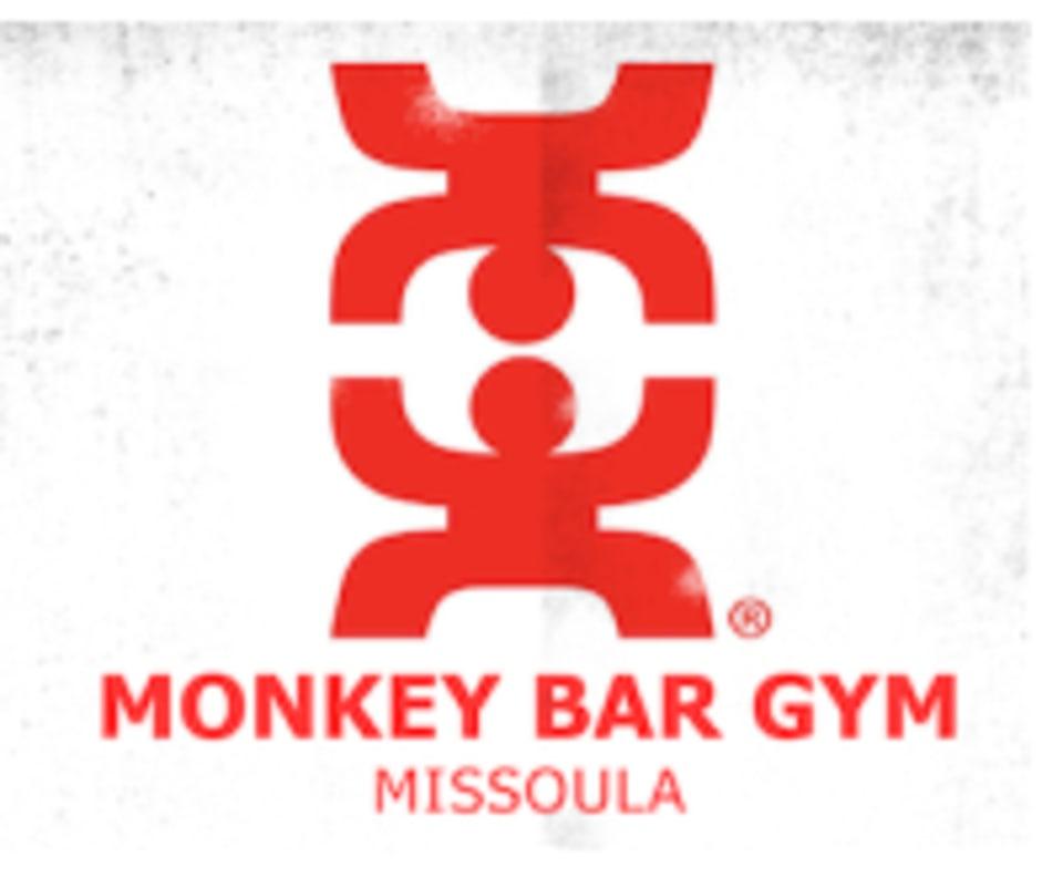 Monkey Bar Gymnasium Missoula logo