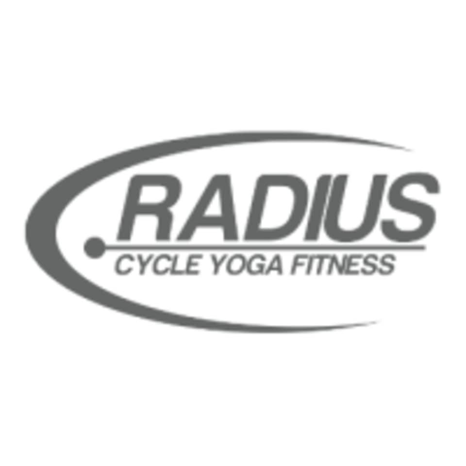 Radius Fitness logo