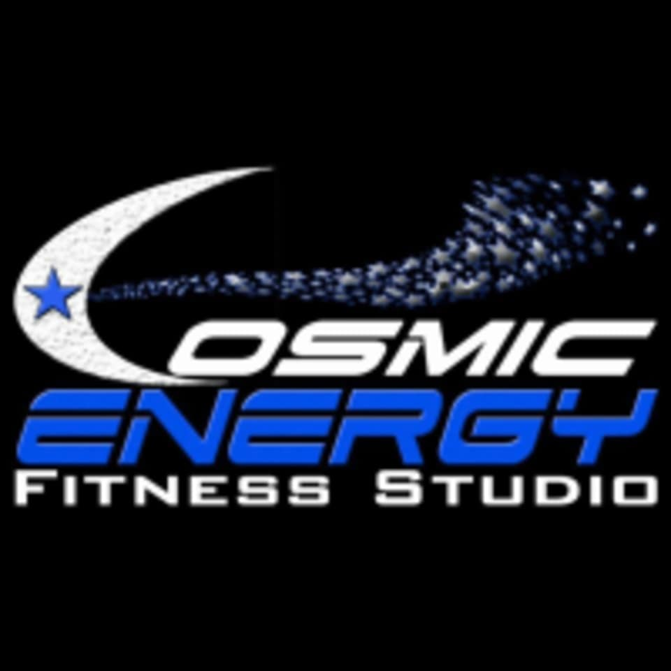 Cosmic Energy Fitness Studio logo