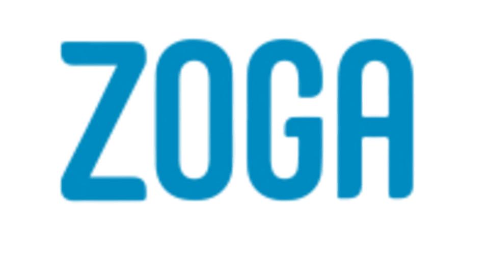 Zoga Yoga Cafe logo