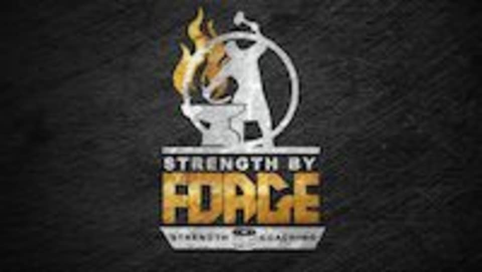 Strength By Forge logo