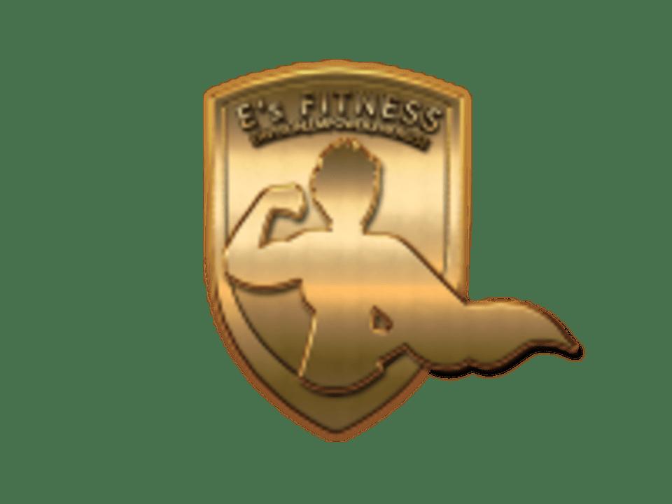 E's Fitness logo