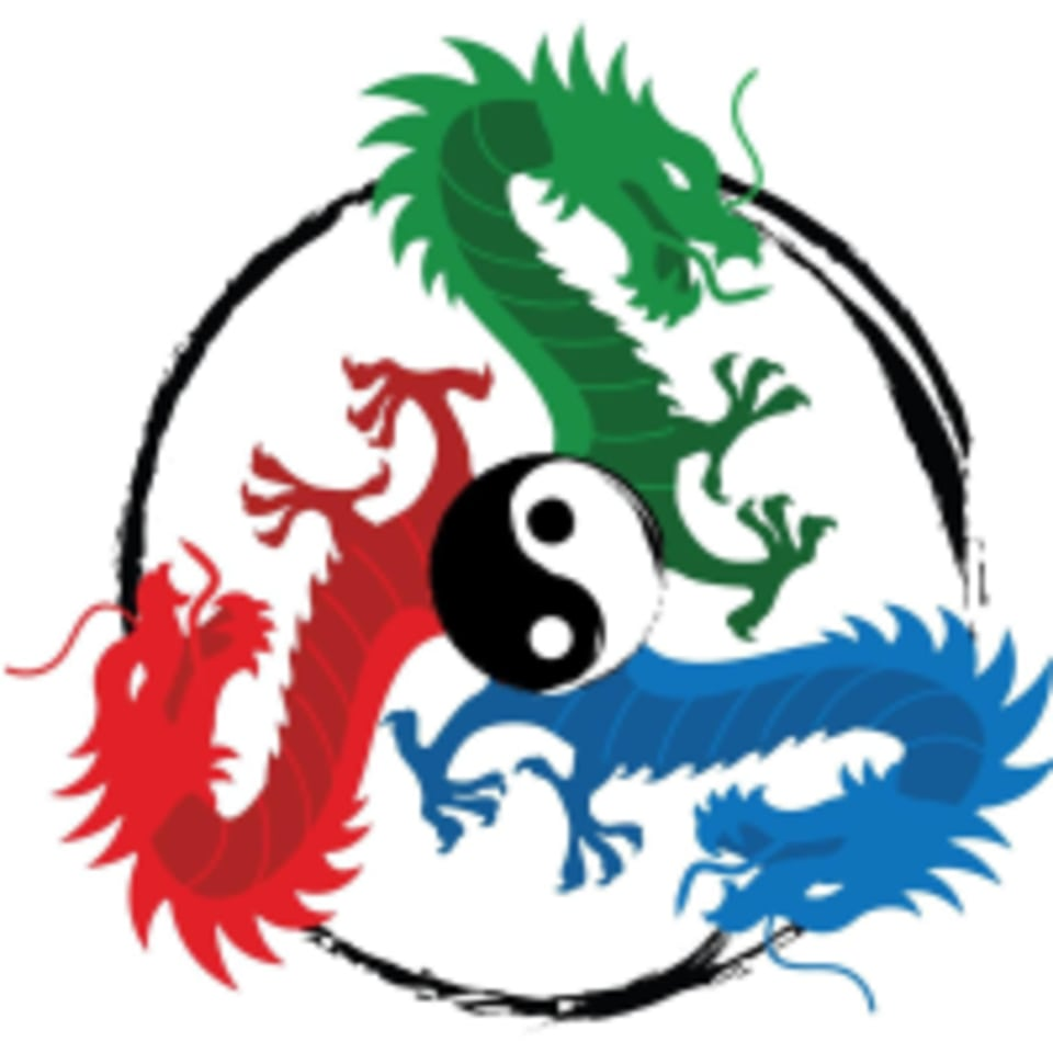 Three Dragons Martial Arts logo