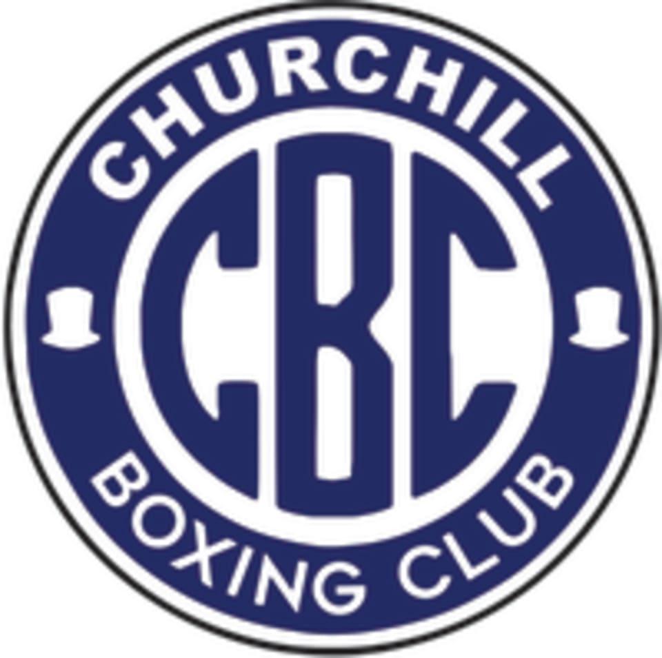 Churchill Boxing Club logo