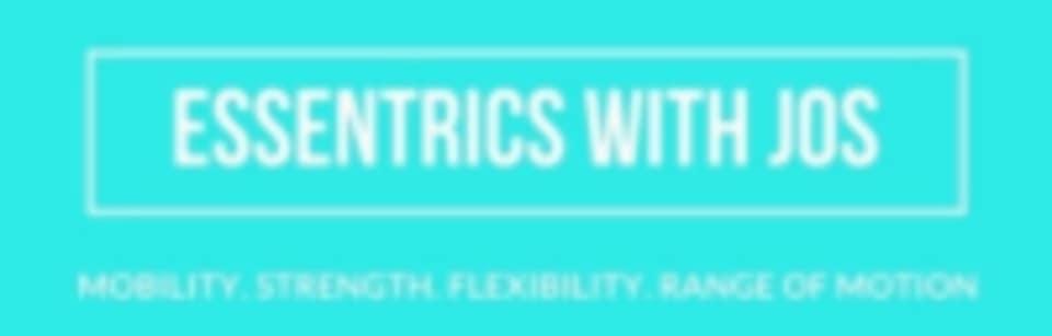 Essentrics with Jos  logo