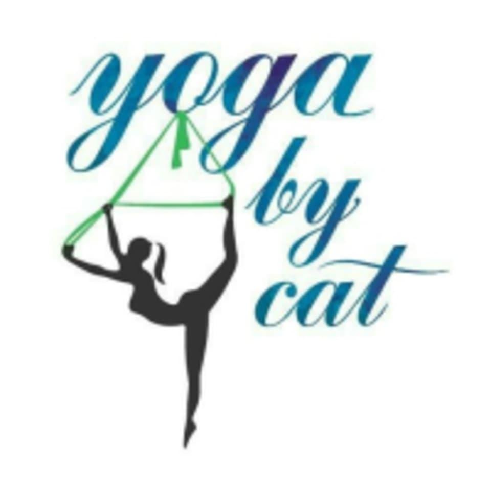 Yoga by Cat logo