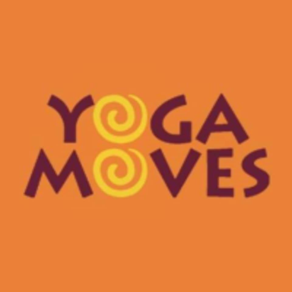 Yoga Moves logo