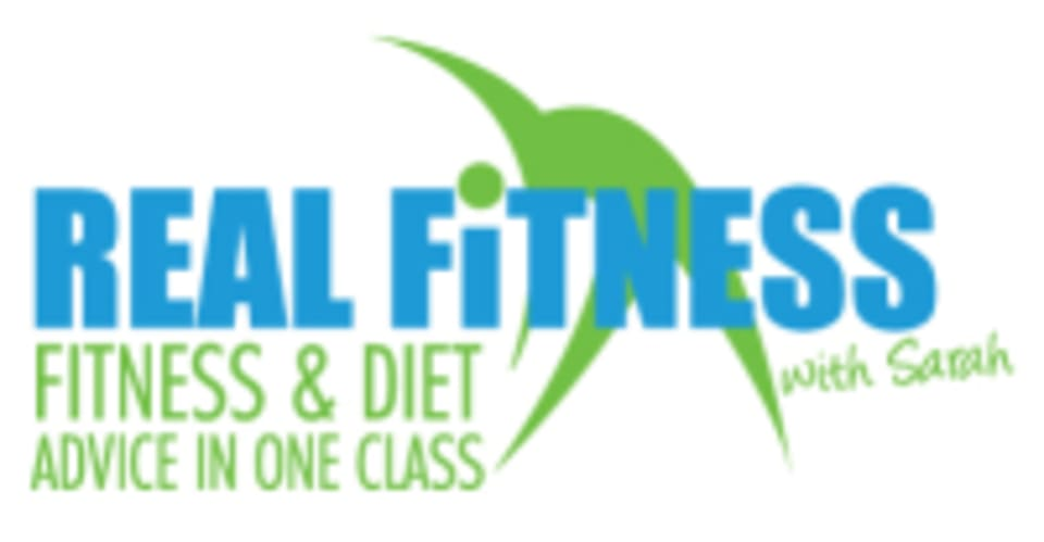 Real Fitness With Sarah logo