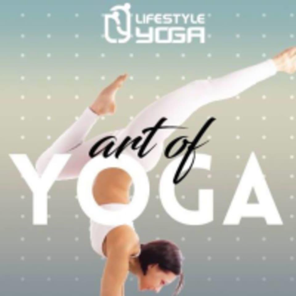 Lifestyle Yoga logo