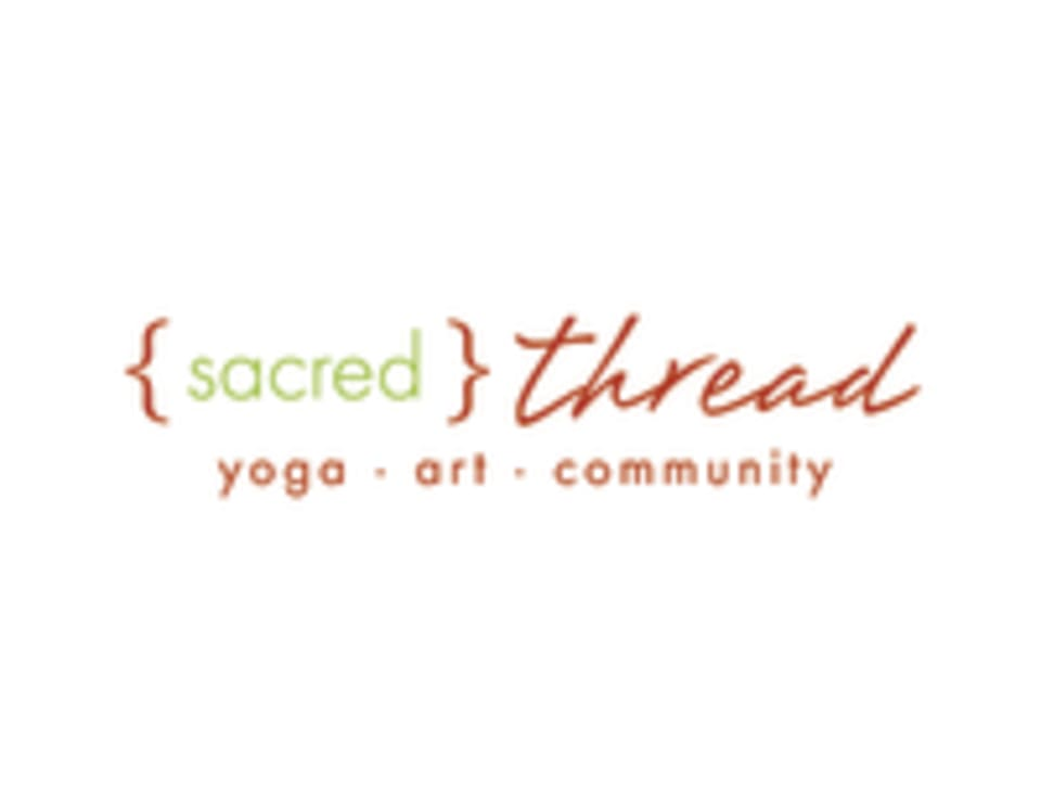Sacred Thread Yoga logo